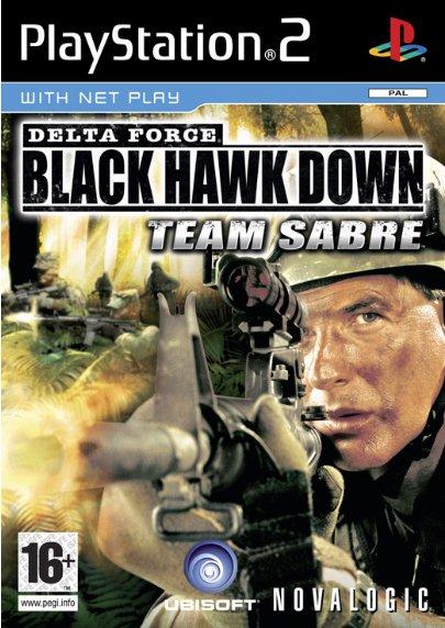 Delta Force Black Hawk Down - Team Sabre PS2